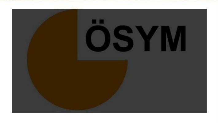 2019 ÖSYM  Sınav Tarihleri (Ales, Yökdil, e-YDS) Açıklandı