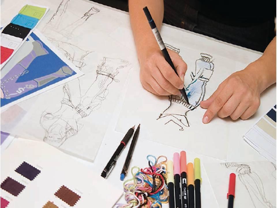 Moda ve Tekstil Tasarımı Bölümü ve Yüksek Lisans Programları