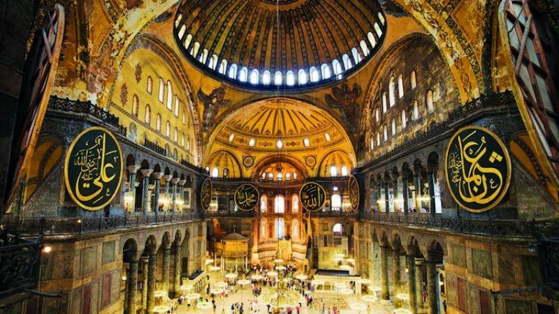 İstanbul'da Ziyaret Edilmesi Gereken 7 Yer