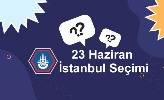 İstanbul Büyükşehir Belediye Başkanı Seçimi